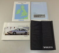 Owner's Manual + Wallet Volvo 480 Stand 1992
