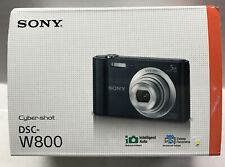 ⚡️Sony Cyber-Shot DSC-W800 20.1 MP Camera - BLACK ⚡️