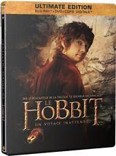 "Blu Ray + DVD boitier metal  ""Le Hobbit Un voyage inattendu"" - NEUF SOUS BLISTER"