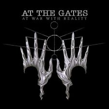 At The Gates - At War With Reality LP GOLD COLORED VINYL Death Metal - Swedish