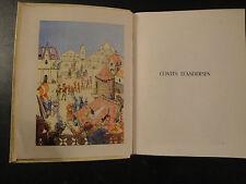 Livre Enfant - Contes d'Andersen - 1955