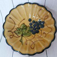 Le Poet-Laval Pottery Dish Bowl