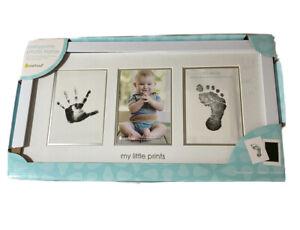 Pearhead Babyprints Newborn Baby Photo Frame Kit