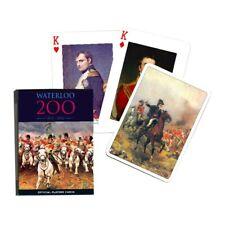 Piatnik Waterloo 200, 1815 – 2015 Playing Cards, Wars, Battles, History 1545