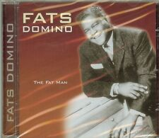 FATS DOMINO THE FAT MAN - CD - NEW - (14 SONGS) - FAST FREE SHIPPING !!!