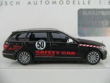 """Busch 43659 Mercedes-Benz Clase C T-modelo (2007) """"Safety Car"""" 1:87/h0 nuevo/en el embalaje original"""
