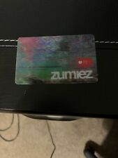 Zumiez $35 Gift Card For $30