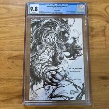 Immortal Hulk #1 CGC Graded 9.8 (Marvel Comics, 2020) C2E2 Chicago Expo Venom