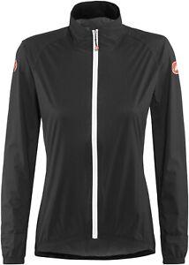 Castelli Emergency Rain Jacket Cycling Waterproof Men's