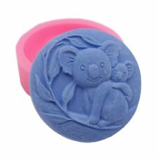 Koala Design Silicone Mould Soap Making Crafts for Mold Cake Decorating Tools