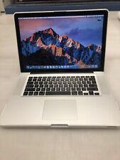 Apple MacBook Pro 15.4 inch Laptop Mid 2009 5. 3 Upgrades