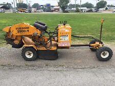 Carlton 2500 4 Stump Grinder