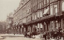 London Real Photo Postcard. Cadogan Sq. Chelsea. F. Kehrhahn. Pristine! 1905