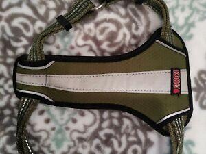 KONG dog harness, comfort + Reflective Padded, metal fastener adjustable