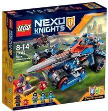 Espada Tronadora de Clay - LEGO NEXO KNIGHTS 70315 - NUEVO