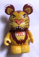 "Disney Vinylmation Mufasa The Lion King 3"" Oscar Mendez"