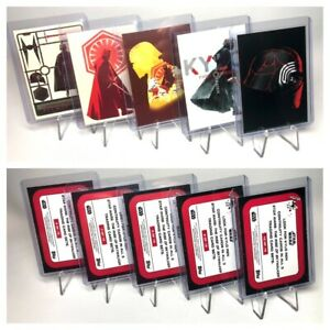 Star Wars: The Rise of Skywalker Trading card Kylo Ren Insert Set by Topps 2019