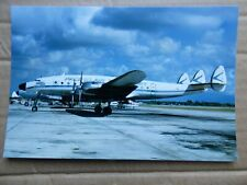PACIFIC AIR TRANSPORT CONSTELLATION L-049  N90816   /   collection vilain N° 176