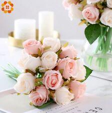 1 Bouquet Artificial Rose Decorative Supplies1 Decoration Party Home Wedding