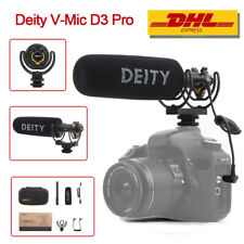 DEITY V-Mic D3 Pro Broadcast Multipurpose Super-Cardioid Shotgun Microphone
