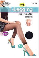 B1G150% OFF- Ladies low waist thin transparent silk long leggings tight - 6789