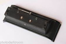 Pin Register Back for Nikon F? - Unknown Maker/Modifier - USED F3A1
