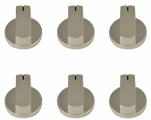 SPARE 6 PACK HOB CONTROL KNOB FOR THETFORD SPINFLO COCCINA & ASPIRE SSPA0901.MNK