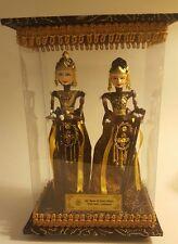 Vintage King Rama & Queen Shinta Indonesian Rod Puppet
