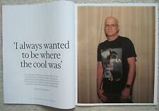 Jimmy Iovine - Technology - FT Weekend Magazine – 8 July 2017