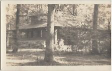 Ohio Real Photo RPPC Postcard 1940 GALLAWAY Columbus Camp KEN JOCKETY