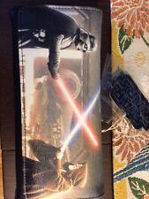 Women's Star Wars wallet, Darth Vader and Obi-Wan Kenobi Duel