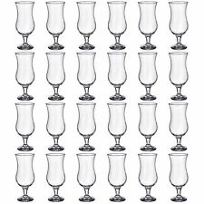 Pina Colada verres à cocktail. Fiesta Hurricane Party Grand verre pack 460ml x24