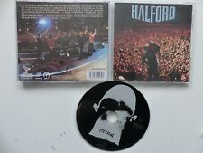 CD Album HALFORD Live insurrection   ICARUS 204 2XCD Pressage Espagne