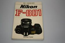 HOVE COMPLETE USERS GUIDE TO THE NIKON F-801