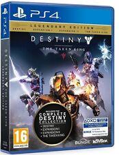 Destiny König der Bessesssenen Legendäre Edition - PS4 Playstation 4