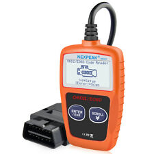 OBD2 Scanner Diagnostic Code Reader OBDII OBD2 Car Diagnostic Tool NX201