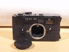 Nice Leica M5 2-Lug 35mm Rangefinder Camera Body