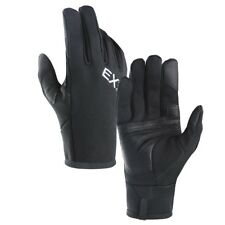 Mens Sensitive Sensors Touch Screen Gloves Genuine Leather Palm Windproof 1 Pair