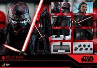 Deposit Hot Toys 1/6 Star Wars The Rise of Skywalker Kylo Ren Figure Toy MMS560