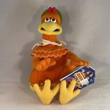 Chicken Run Ginger Plush Playmates Toys Dreamworks 2000