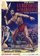 Affiche -  BATAILLE DE MARATHON (la) - 100x140cm