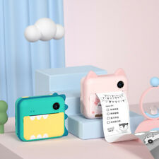 Quick Fast Instant Print Printing Kids Camera HD Digital Cam For Child Kids Girl