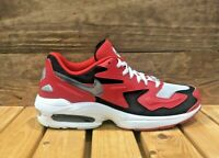 Nike Air Max 2 Light - University Red Black - Men's Shoes Size 10.5 AO1741-601