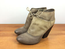 MIA limited Ankle Boots Booties 7 Ella Brown Excellent