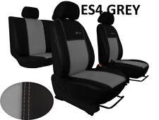 """Ford Ranger Mk5 2012-2018 """"exclusivo"""" Eco Cuero Fundas de los asientos a medida Set Completo"""
