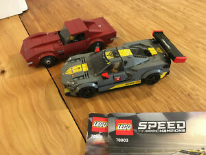 Lego Speed Champions Set 76903 Chevrolet Corvettes (2021).
