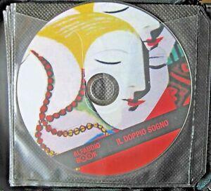 Audiolibro audiobook cd MP3 il DOPPIO SOGNO di: Arthur Schnitzler /  usato