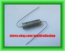 NOS Sprague Vitamin Q .15 uf 200 V PIO audio tone oil capacitor .1 or .22 alt.