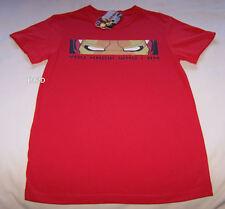 Marvel Comics Iron Man Mens Red Printed T Shirt Size XS New