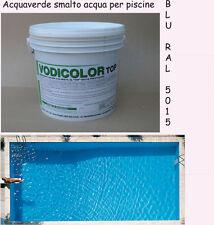 20 kg smalto membrana all'acqua vernice piscine piscina resistente cloro pittura